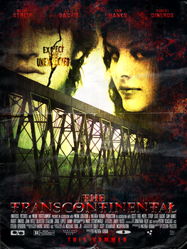 The Transcontinental Entry 1 by bluejamesbond