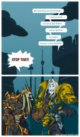 About Dead Kings by dospeh