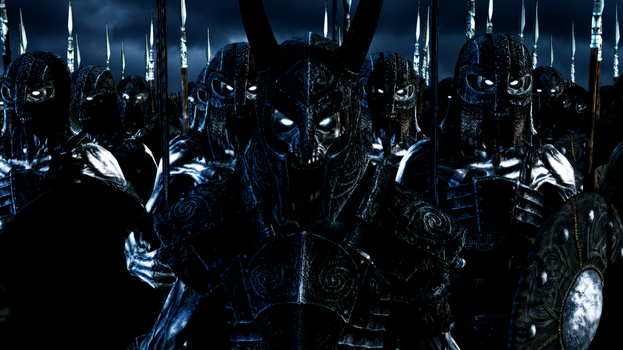 Bow Before The Dead by LordHayabusa357