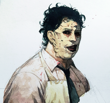 Leatherface by NRjin