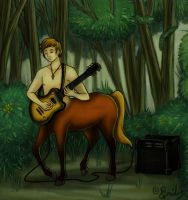 centaur strings by emmitz