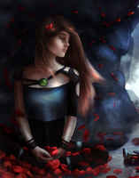 Dead Flowers by Limerry