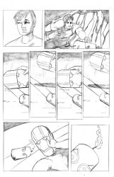 MDWDD Issue 03 Page 18 pencil by TeamAmazing