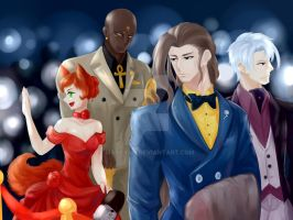 Red Carpet by MayCyan