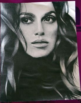 Keira Knightley by SoieRouge