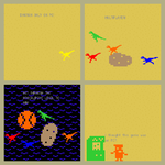 8-bit comics dinorun the only game for PC that by mechadarkmewtwo