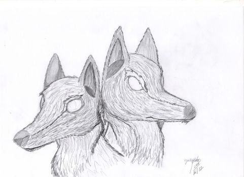 Wolves by MiguelTheSniper