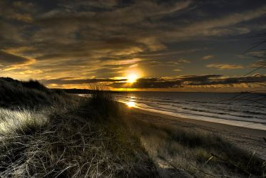 View from the sand banks by mo2g