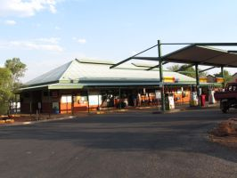 Kings Canyon Resort - Service Station by TricoloreOne77