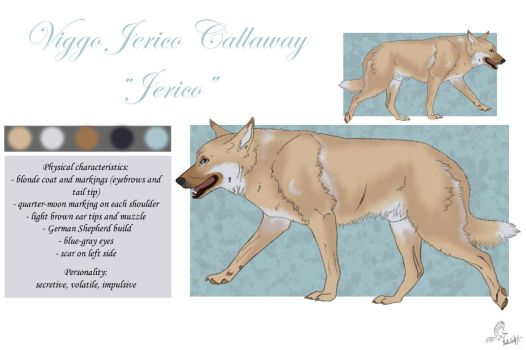 Jerico [ref] by casinuba