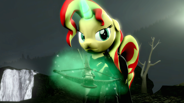 [SFM Ponies] The Cavalier Of Harmony by FD-Daylight