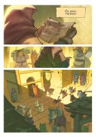Nadar Knights - a cat story. Page 2 by Les-Chats-Nocturnes