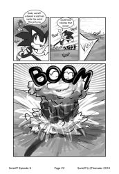 SonicFF Chapter 6 P.22 by SonicFF