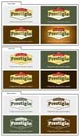 Prestigio Bakery New Logo by LGRuffa