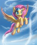 Fluttershy - Collab Request by Tsitra360