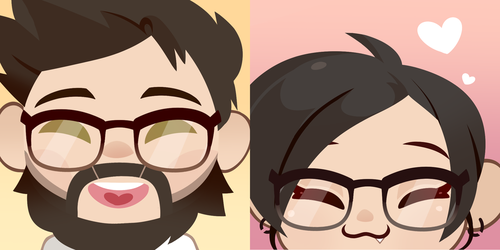 September Icons by Wicklesmack