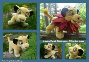 Limited Edition Simba 2011 by DoloAndElectrik