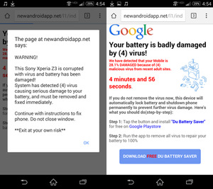 Your Battery Is Badly Damaged By  Virus Iphone