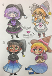 Witch Adopts (1/4 open) by gh0stbun