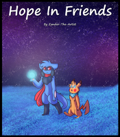 Hope In Friends Cover Remade by Zander-The-Artist