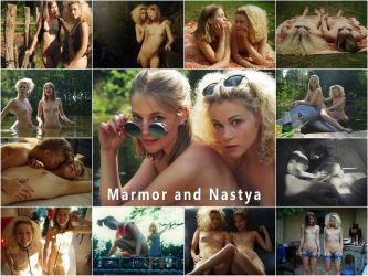 Marmor and Nastya - The Book by RickB500