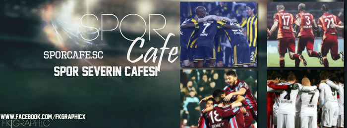 Spor Cafe Cover by FDoqus