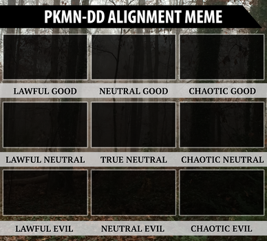 PKMN-DD: Alignment Meme by Sungeist