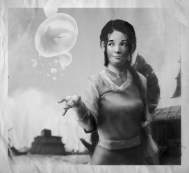 Avatar: The Last Airbender. Katara by Anamaniel