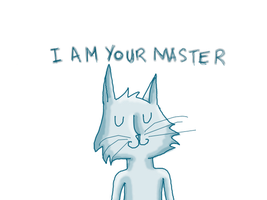 Master Kitty by winterbright