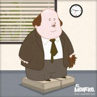 Kevin Malone by jarturotorres