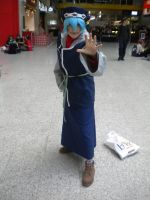 Expo M11: .hack cosplay by CooroSnowFox