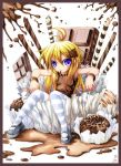 Loli with chocolate. 199 by emperpep