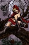Petit Chaperon Rouge by NitenNoYume