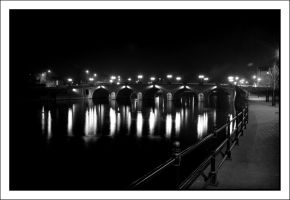 Bridge of the Night by Art-ography