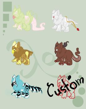 Griffin Adopts - open by EmberFlight