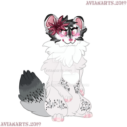 Art Trade #2 -- trashcan_furry! by AvianArts