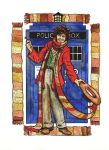 Fourth Doctor by kozick
