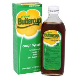 BUTTERCUP COUGH SYRUP 200ML by chemcopharmacy