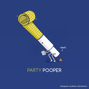Party Pooper by NaBHaN