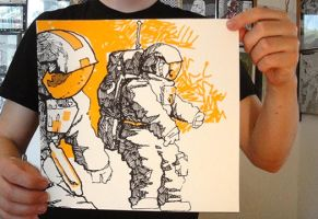 Spacemen by consumingclorox