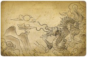 Chinese dragon 2 by BlueFangWolf