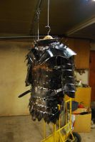 Dark knight plate armor 3 by Viljo90