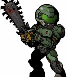 Doom Slayer GIF (Ver Darkest Dungeon) by MuHut