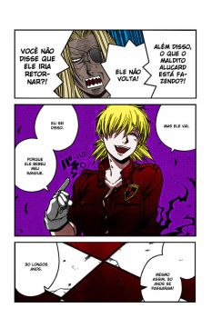 Hellsing Chapter final by Robertoaiacos