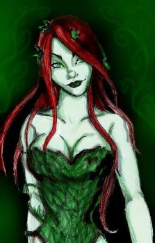 poison ivy by dangerous-liv
