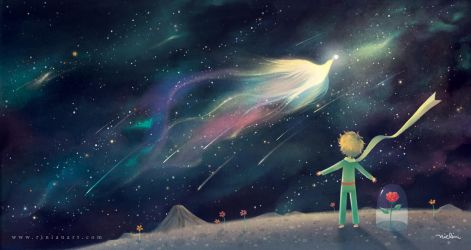 The Little Prince by Rinian