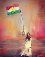 Kurdistan is coming by Delawer-Omar