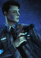The Android sent by Cyberlife by agentine