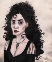 Bellatrix by nekkuu