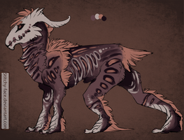 Nightmare Creature by Stitchy-Face